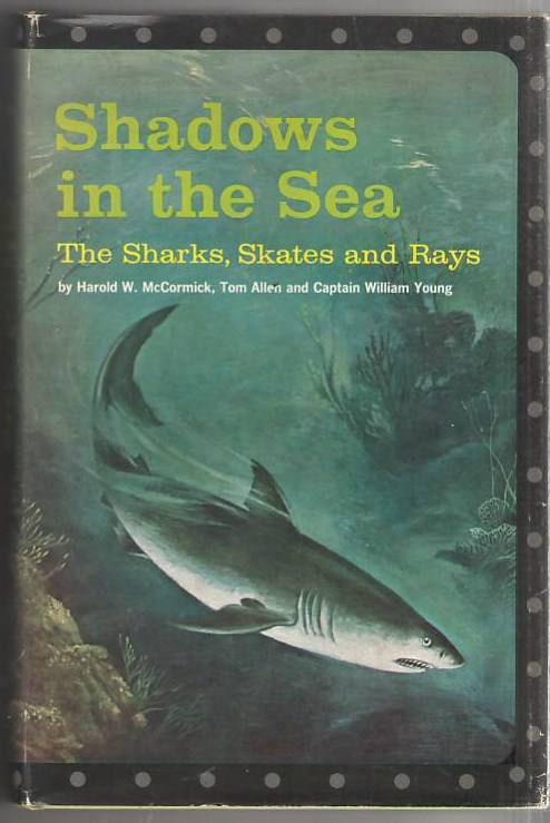 Image for Shadows in the Sea: The Sharks, Skates and Rays