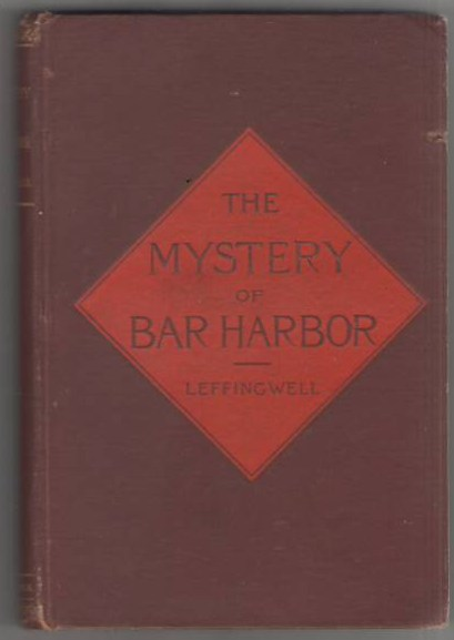Image for The Mystery of Bar Harbor
