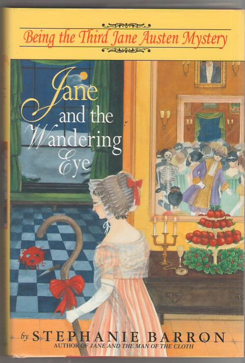 Image for Jane and the Wandering Eye