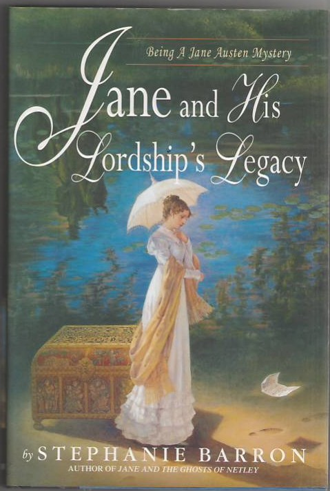 Image for Jane and His Lordship's Legacy