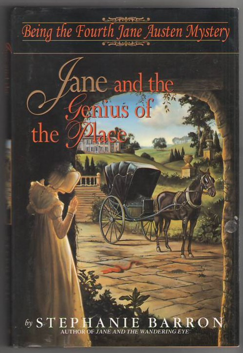Image for Jane and the Genius of the Place
