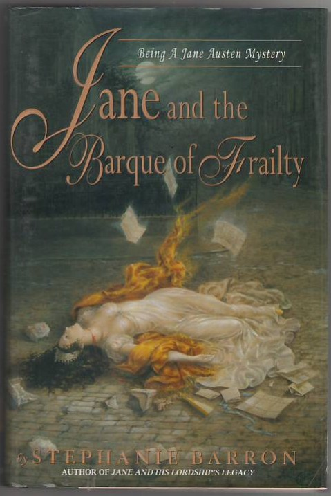Image for Jane and the Barque of Frailty