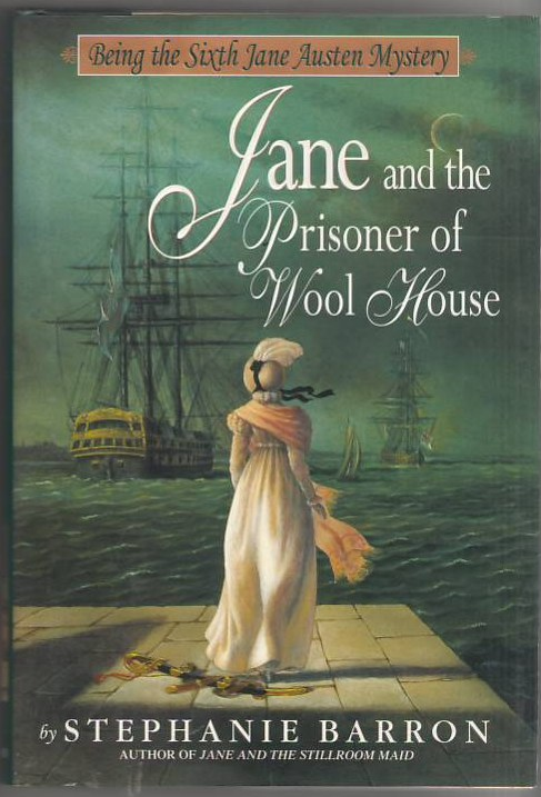 Image for Jane and the Prisoner of Wool House