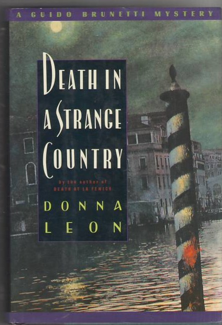 Image for Death in a Strange Country