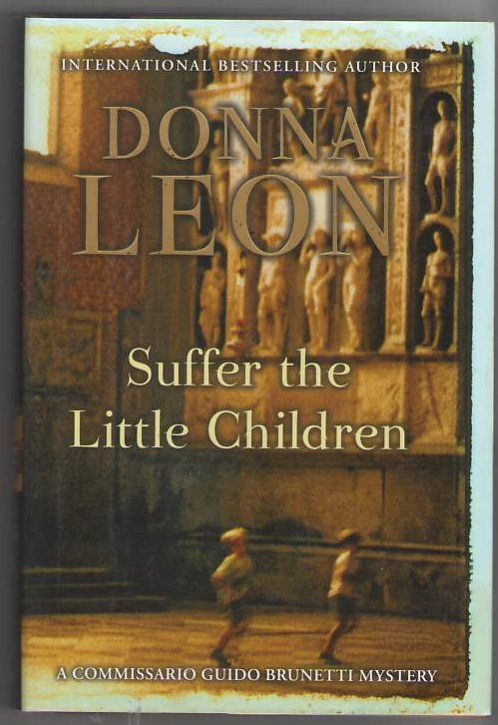 Image for Suffer the Little Children