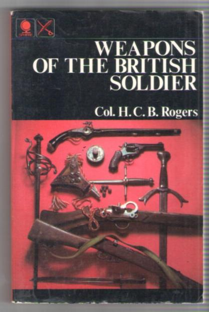 Image for Weapons of the British Soldier