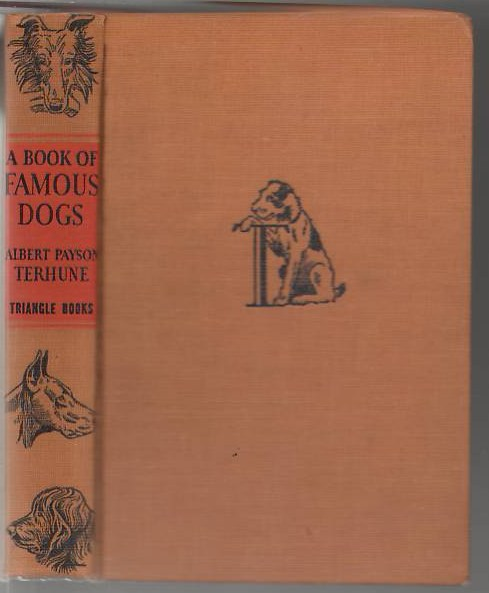 Image for A Book of Famous Dogs