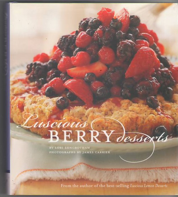 Image for Luscious Berry Desserts