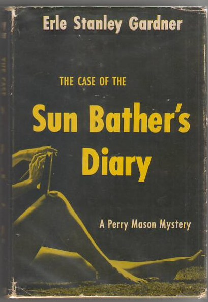 Image for The Case of the Sun Bather's Diary