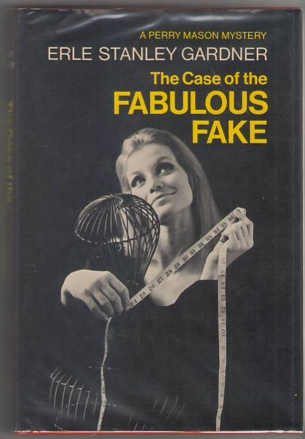 Image for The Case of the Fabulous Fake