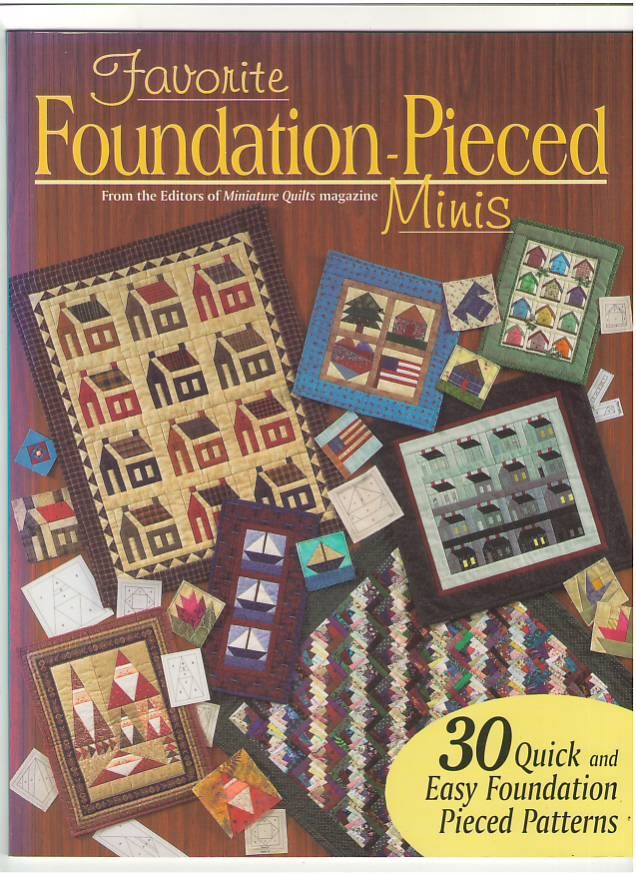Image for Favorite Foundation-Pieced Minis