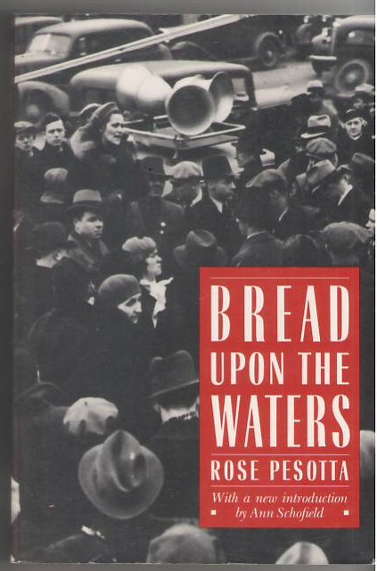 Image for Bread Upon the Waters