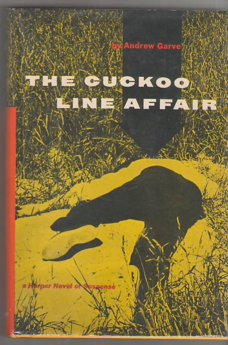 Image for The Cuckoo Line Affair