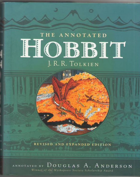 Image for The Annotated Hobbit
