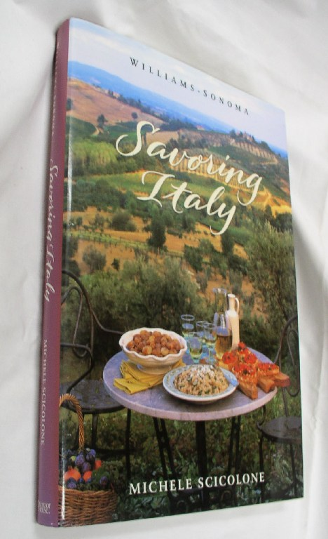 Image for Savoring Italy: Recipes and Reflections on Italian Cooking
