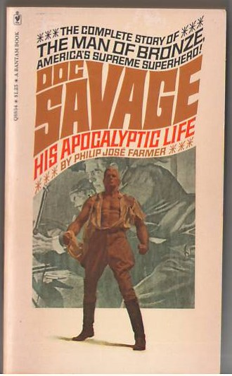 Image for Doc Savage: His Apocalyptric Life