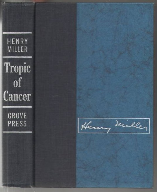 Image for Tropic of Cancer