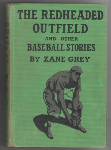 Image for The Redheaded Outfield and Other Baseball Stories