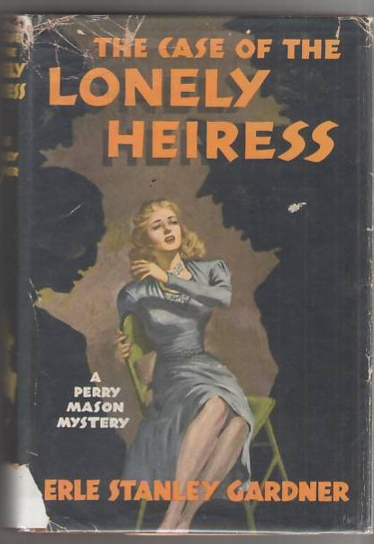 Image for The Case of the Lonely Heiress
