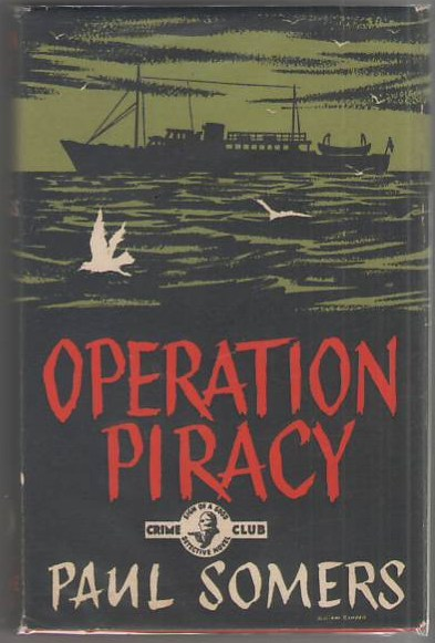 Image for Operation Piracy