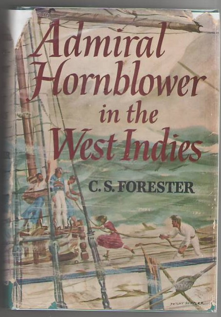 Image for Admiral Hornblower in the West Indies