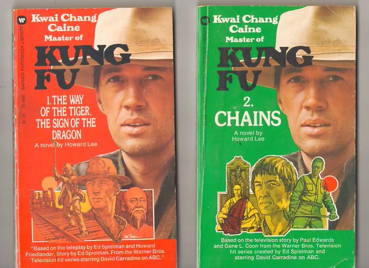 Image for Kung Fu - 1.The Way of the Tiger, the Sign of the Dragon & 2. Chains