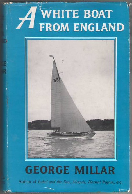 Image for A White Boat from England