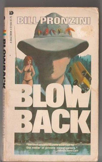 Image for Blowback