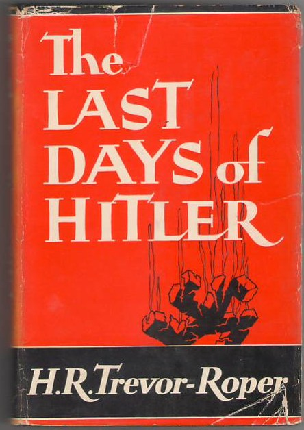 Image for The Last Days of Hitler