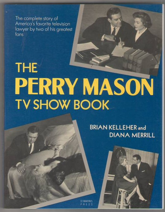 Image for The Perry Mason TV Show Book