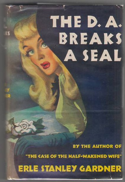 Image for The D. A. Breaks a Seal