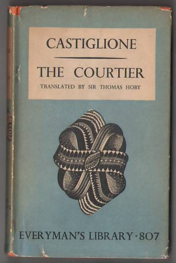 Image for The  Book of the Courtier