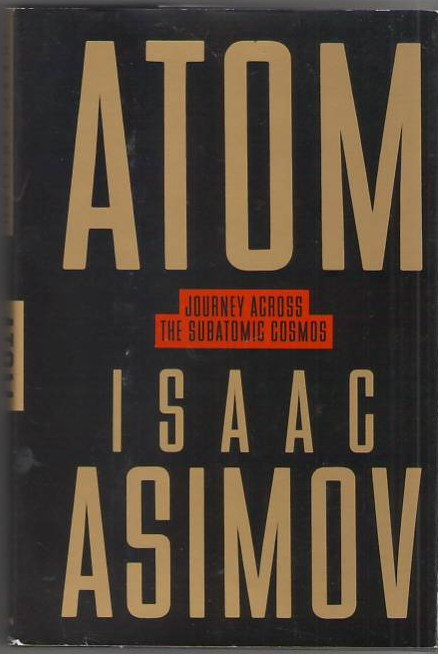 Image for Atom: Journey Across the Subatomic Cosmos