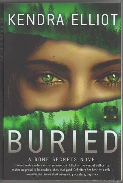 Image for Buried: A Bone Secrets Novel