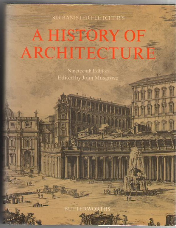 Image for A History of Architecture