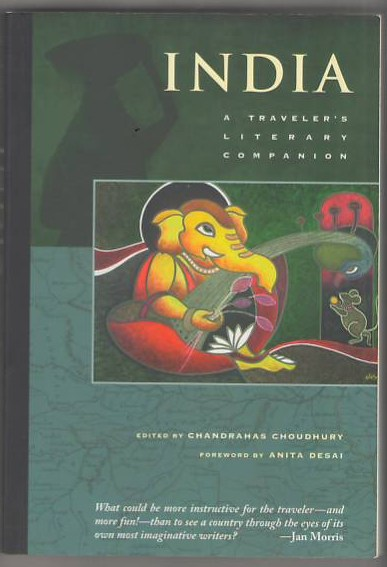 Image for India: A Traveler's Literary Companion