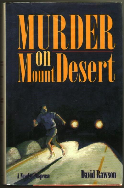 Image for Murder on Mount Desert