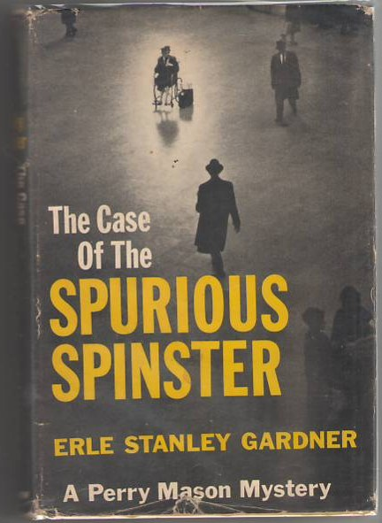 Image for The Case of the Spurious Spinster