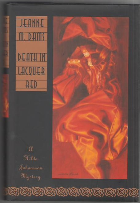 Image for Death in Lacquer Red