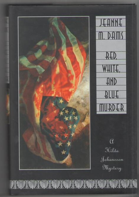 Image for Red, White, and Blue Murder