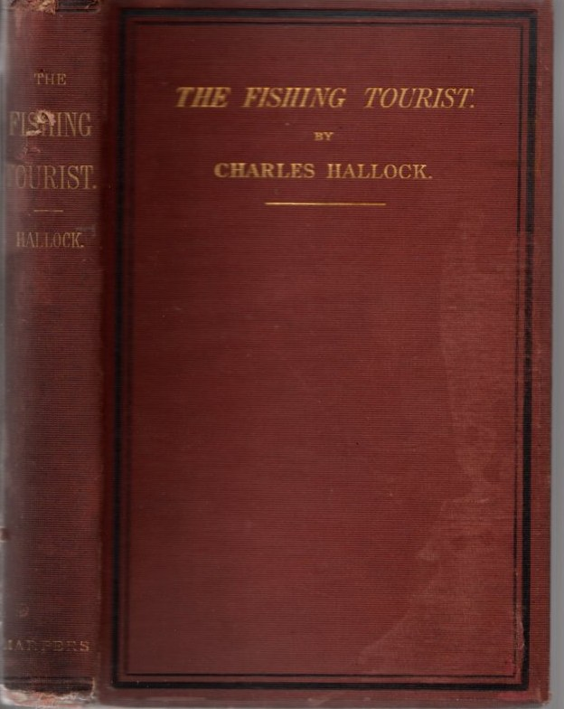 Image for The Fishing Tourist: Angler's Guide and Reference Book