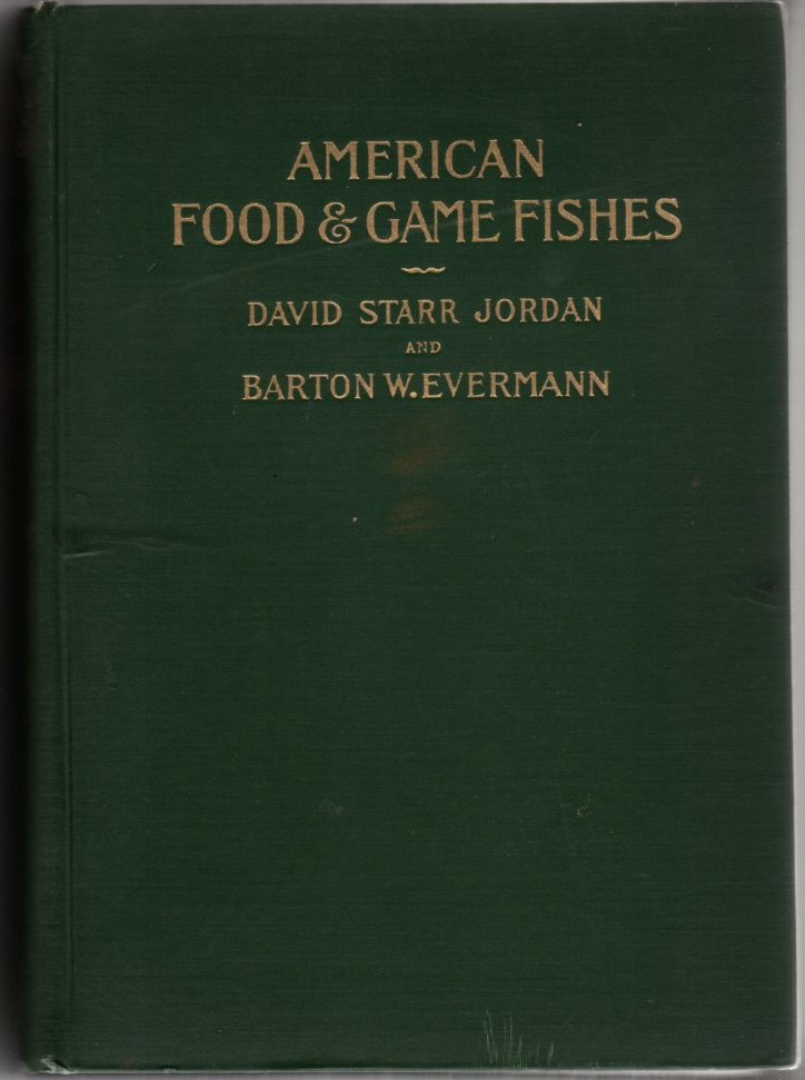 Image for American Food and Game Fishes