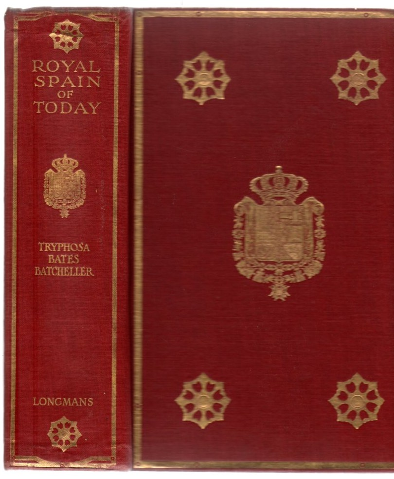Image for Royal Spain of Today