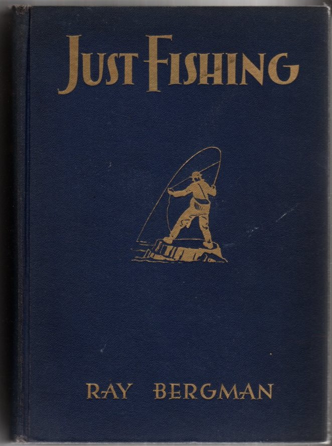 Image for Just Fishing