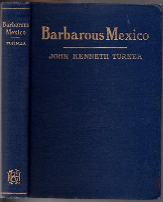 Image for Barbarous Mexico