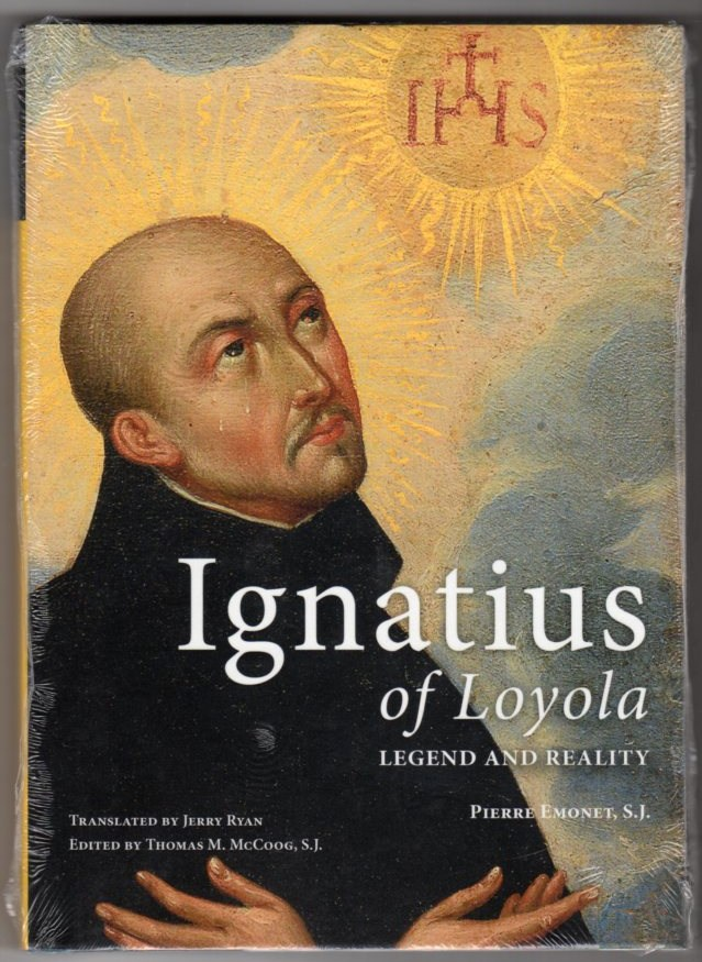 Image for Ignatius of Loyola: Legend and Reality