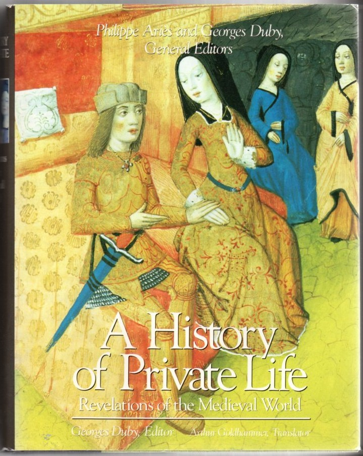 Image for A History of Private Life, Volume I: From Pagan Rome to Byzantium