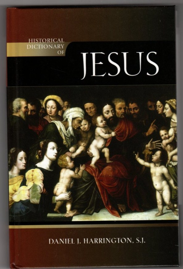 Image for Historical Dictionary of Jesus