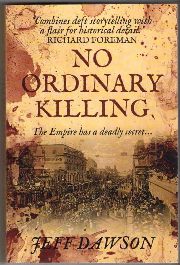 Image for No Ordinary Killing