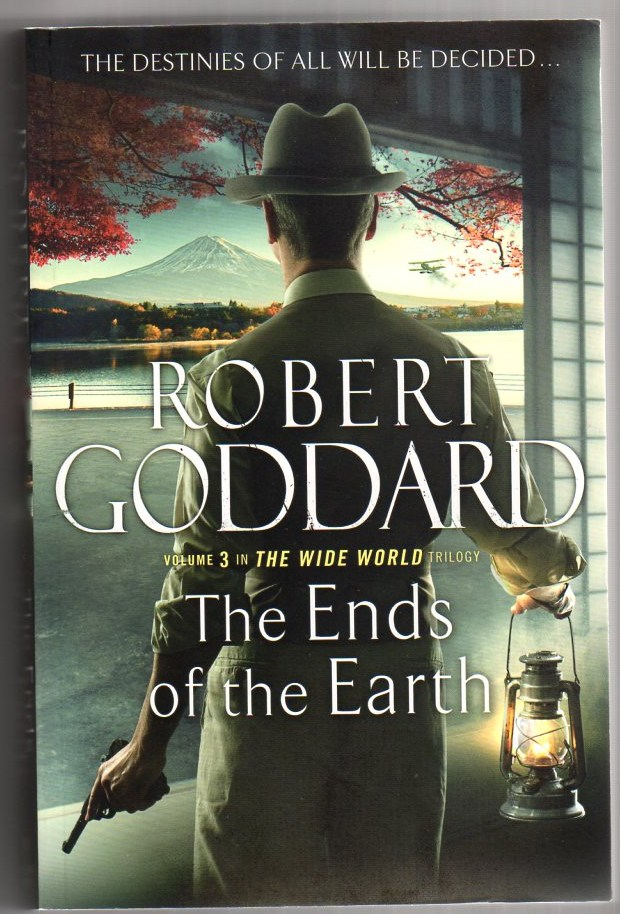 Image for The Ends of the Earth - Volume 3 in The Wide World trilogy